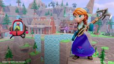 disney infinity anna and elsa | Disney Infinity's new characters for the holidays will please both ...