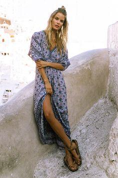 Kombi Folk Dress • Spell & The Gypsy Collective