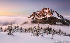 Rozsutec peak
