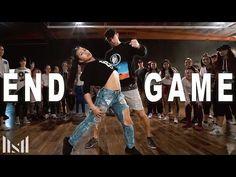 END GAME - Taylor Swift ft Ed Sheeran Dance | Matt Steffanina ft Trinity - YouTube