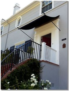 black spear awning | Spear Awning