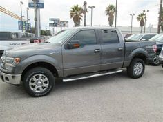 2014 Ford F-150  Sterling Gry For Sale in San Antonio, TX  Vin: 1FTFW1EF1EKD58232 - http://www.autonet.net/cardealers/texas/mccombsfordwest/cars-for-sale/2014-ford-f-150-sterling-gry-for-sale-in-san-antonio-tx-vin-1ftfw1ef1ekd58232/