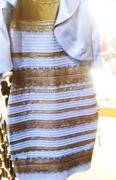 Kleid blau gold erklarung