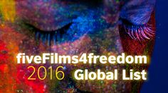 fiveFilms4freedom 2016 Global List | British Council