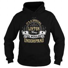 Cool LINTON LINTONYEAR LINTONBIRTHDAY LINTONHOODIE LINTONNAME LINTONHOODIES  TSHIRT FOR YOU T-Shirts
