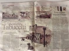 """Articolo dedicato ad Antonio Tabucchi e al libro """"A Lisbona con Antonio Tabucchi"""" di Lorenzo Pini (Giulio Perrone Editore) 01/04/2012"""