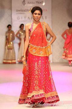 bridal #lehenga for #indianwedding