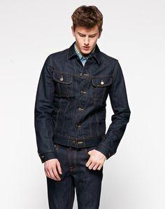 Jeansjacke im Western-Style 'SLIM RIDER' von Lee - EDITED.de