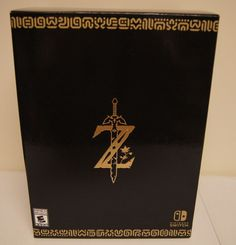 Legend of Zelda: Breath of the Wild - Master Edition (Switch, for sale online Nintendo Switch Pokemon Games, Buy Nintendo Switch, Zelda Breath, Breath Of The Wild, Legend Of Zelda, Letting Go, Pikachu, Video Games, Let It Be