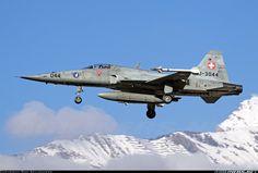 Switzerland - Air Force; Northrop F-5E Tiger II J-3044 (cn L1044)