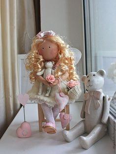 шарнирная текстильная кукла - Поиск в Google