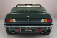 ASTON MARTIN V8 VANTAGE VOLANTE X-PACK, MANUAL, 1989 Aston Martin V8, Manual, Cars, Classic, Classic Cars, Textbook, Autos, User Guide, Car