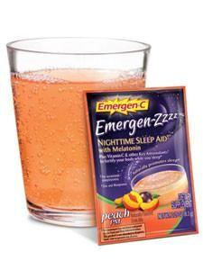 Emergen-C ZZZ Peach PM 24 paks