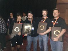 Congrats to Mostly Harmless for winning our ESO PvP tournament at QuakeCon 2014!