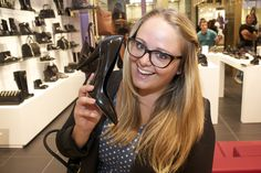 Serena Minetto New opening Cinti @ Shopville le gru Torino
