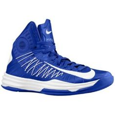 81b488a53e14 Nike Hyperdunk - Mens - University Blue White