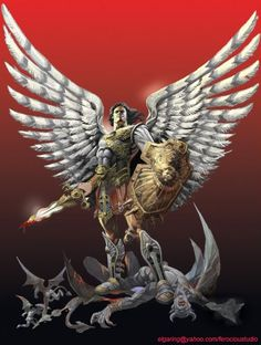 Archangel Michael (Angel)