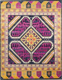 @fjkashanian - SAMS, G-2037, 2041 - Jed rug #DesignOnHPMkt #HPMKT