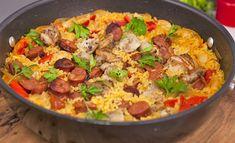 Spanish Chicken Rice - Chicken Channel