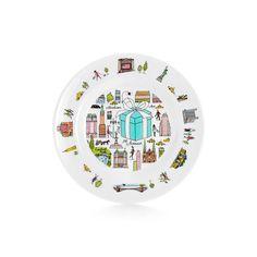 TIFFANY & CO.™ 5TH アベニュー:デザート プレート