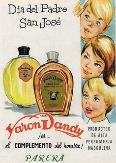 Varon Dandy. Año 1965