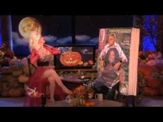 (Video 1) LOL! Kellie Pickler/Halloween/Ellen  Kellie gets an interview with Ellen, I love Kellie, she is hilarious!