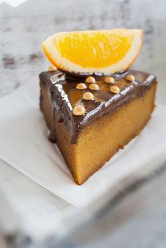 Kuchnia Nastrojowa: Ciasto pomarańczowe z amaretto i kardamonem PYSZNE (bezglutenowe)