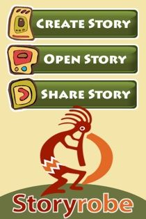 A nice app for the iPod/iPhone/iPad for digital storytelling.