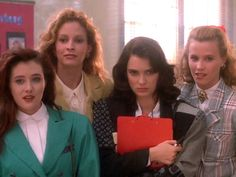 Can You Name The Classic 80s Teen Movie Based On These Screencaps?