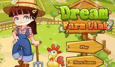 Jogos Dream Farm Link - jogos de estratégia
