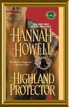 Hannah Howell my Favorite historical romance author