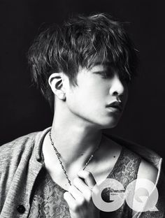 Youngjae GOT7 for GQ