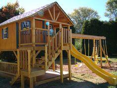 HUGE playhouse
