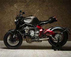 "Racing Cafè: MV Agusta Brutale 800 ""One"" by Officine GP Design"