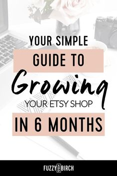 Ready to learn what phases an Etsy shop has to go through to start making serious profit? If you want to create an online business that allows you to make money at home, while being creative all day...This guide will show you exactly what you'll go through to make it happen! Click to read.