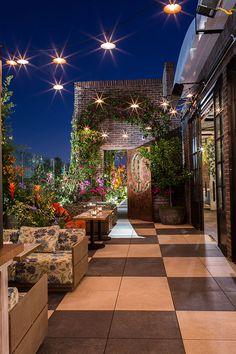 catch LA restaurant