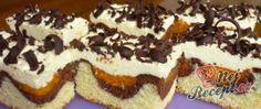 Křehký, lahodný a šťavnatý - Hříšný mrežovník Tiramisu, Cookies, Ethnic Recipes, Food, Dune, Cacao Powder, Schokolade, Food Items, Pie