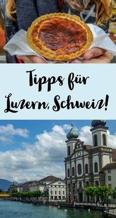 Luzern Tipps Reisen In Europa, Travel Companies, Travel Goals, Travel Destinations, Travel Europe, Cool Designs, To Go, Activities, Explore