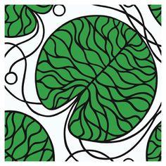 Marimekko Bottna x Abstract Wallpaper Roll Color: Green / White Wallpaper Paste, Wallpaper Panels, Wallpaper Roll, Peel And Stick Wallpaper, Wall Wallpaper, Custom Wallpaper, Wallpaper Ideas, Geometric Wallpaper Design, Metallic Wallpaper
