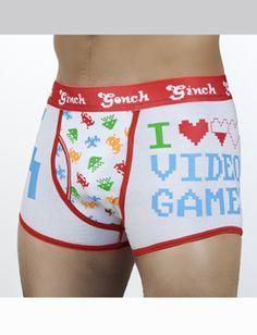 24b7a6bc4 I Love Video Games Sportsbrief. Ginch Gonch