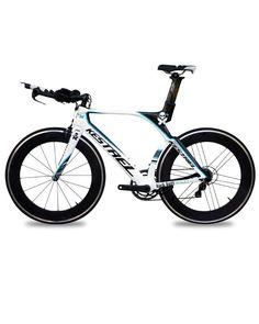 2012 Kestrel Betty Designs Pro SL 4000 Ultegra Triathlon / Time Trial Bike