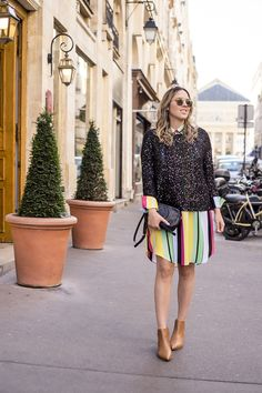 Vestido Dafiti UNIQUE | Suéter – acervo pessoal | Bota Capodarte para Dafiti | Bolsa Gucci