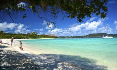 Secret Sands Beach Exclusive and Skyline Drive (all ages) St Thomas