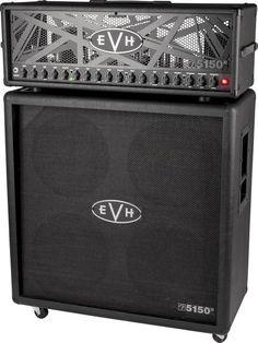 Evh 5150 Iii 100s 4x12 Straight Guitar Cabinet Black