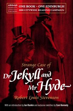 """""""The Strange Case of Dr Jekyll and Mr Hyde."""" It drives me insane that most people don't know the actual title."""