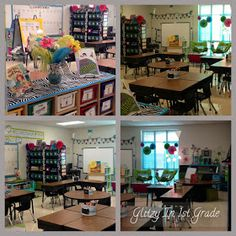 Classroom Set-up and Decor