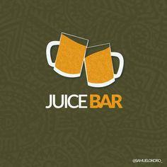 Hey Guys!  Which Juice Bar Logo do you prefer?  #logodesigners#logopark#logowork#logoprocess#logoideas#graphicdesigners#graphicdesignagency#women#ladies#heels#shoes#corporateidentitydesign#corporateidentity#logofavs #logofolio #logoshift #logolemon #logoawesome Ladies Heels, Bar Logo, Juice, Logo Design, Shoes Heels, Mugs, Lady, Tableware, Stuff To Buy