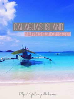 You Need To Go To Calaguas Island And You Need To Go NOW