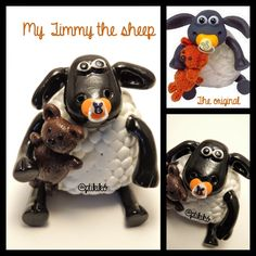 My Timmy the sheep (from Shaun the sheep)