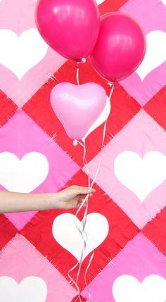 valentine's day napkin rings
